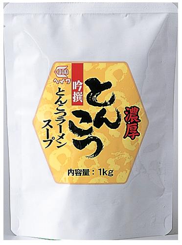 吟撰濃厚とんこつラーメンスープ1kg
