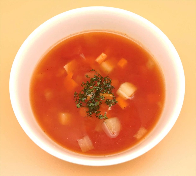 ビュッフェ用トマトスープ