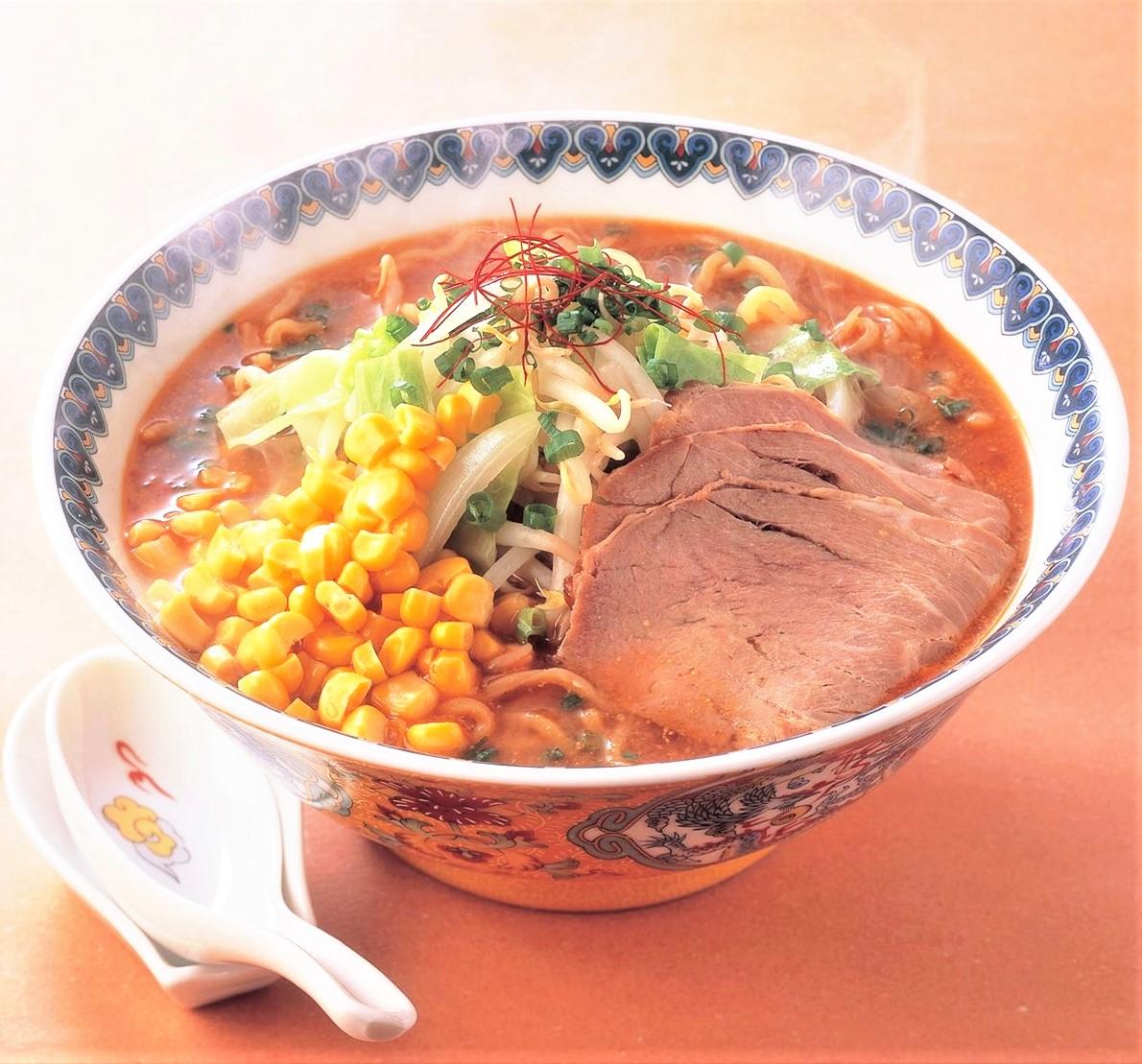 札幌名物 味噌ラーメン