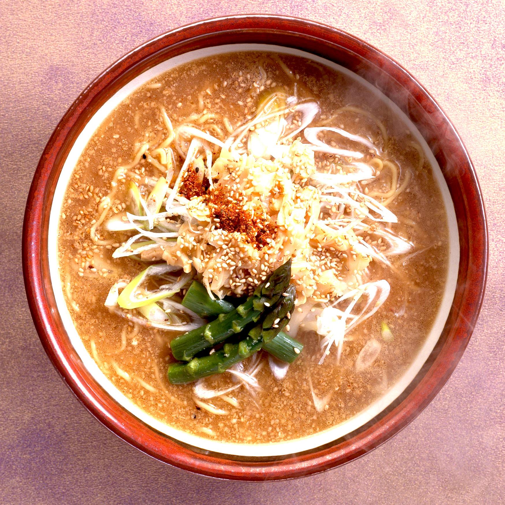 芝麻湯麺(ツーマータンメン)
