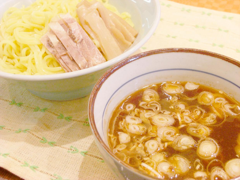 魚介醤油つけ麺